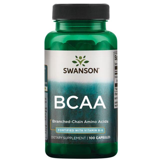 Swanson PremiumBranched-Chain Amino Acids