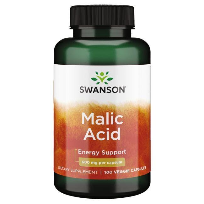 Swanson PremiumMalic Acid