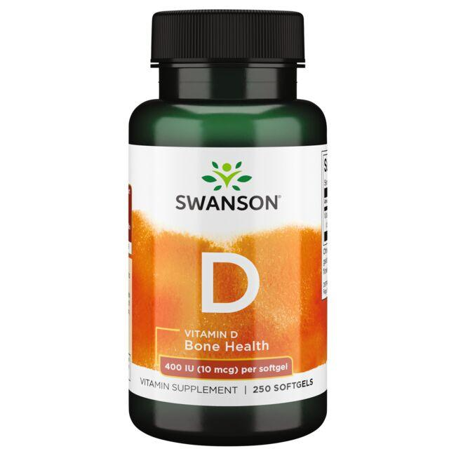 Swanson PremiumVitamin D