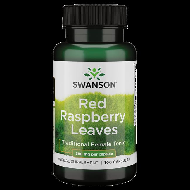 Swanson Premium Red Raspberry Leaves