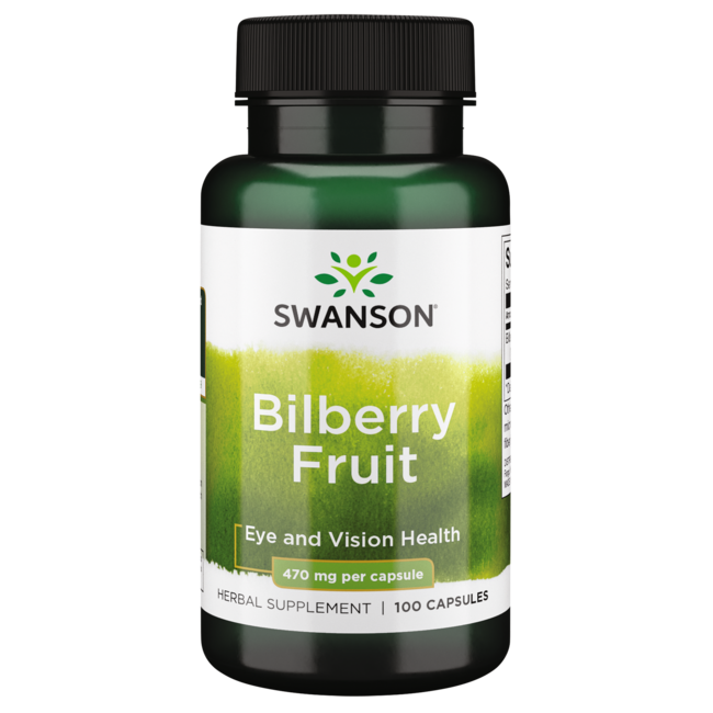Swanson PremiumBilberry Fruit