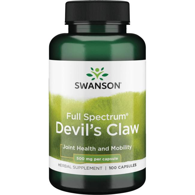 Swanson Premium Full Spectrum Devil's Claw