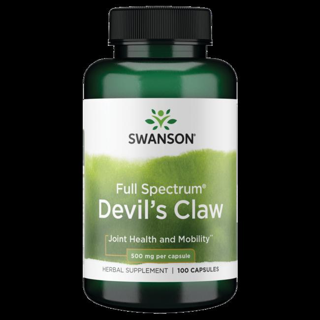 Swanson Premium Devil's Claw