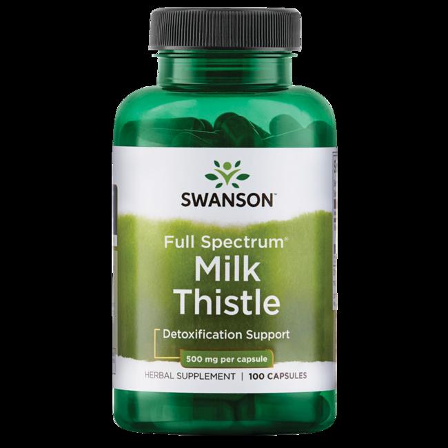 Swanson PremiumFull Spectrum Milk Thistle