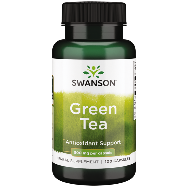 Swanson Premium Green Tea