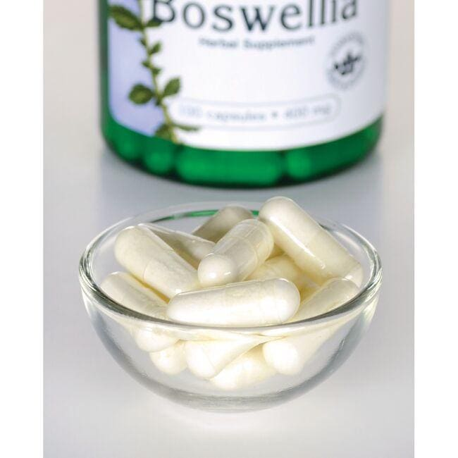 Swanson Premium Boswellia Close Up