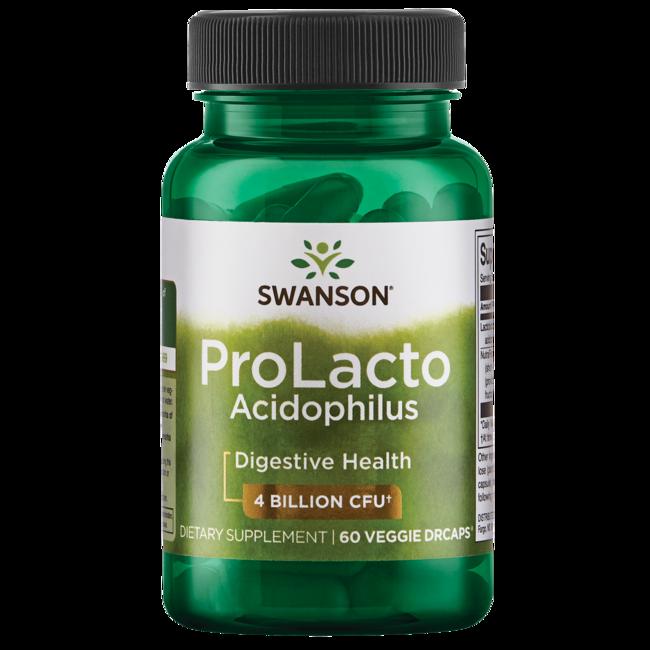 Swanson Probiotics ProLacto Acidophilus