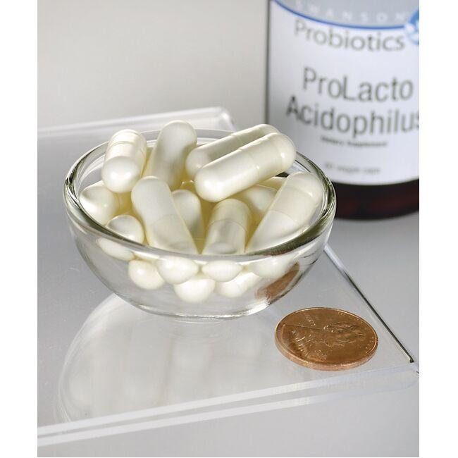 Swanson Probiotics ProLacto Acidophilus Close Up