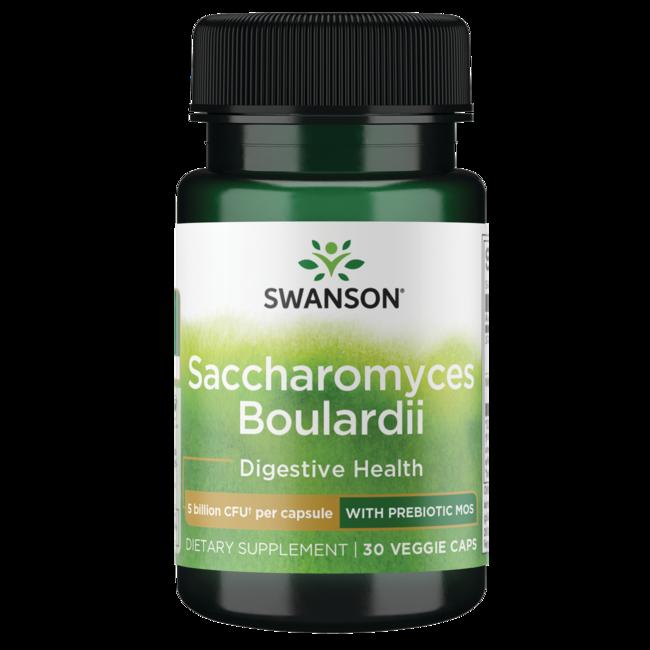 Saccharomyces Boulardii Supplement Swanson Health Products