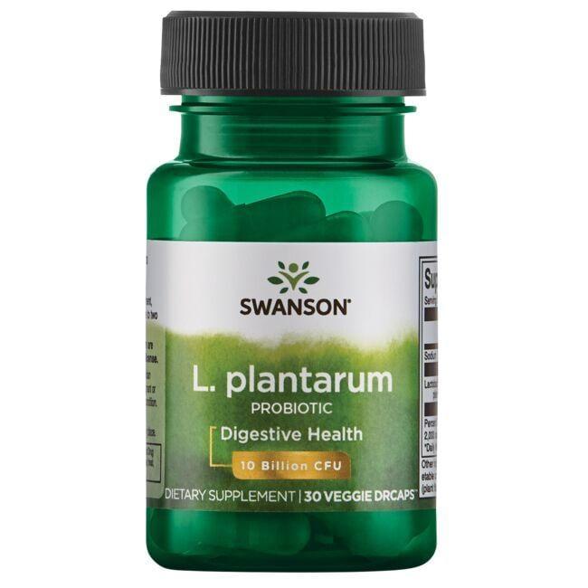 Swanson ProbioticsL. plantarum Probiotic