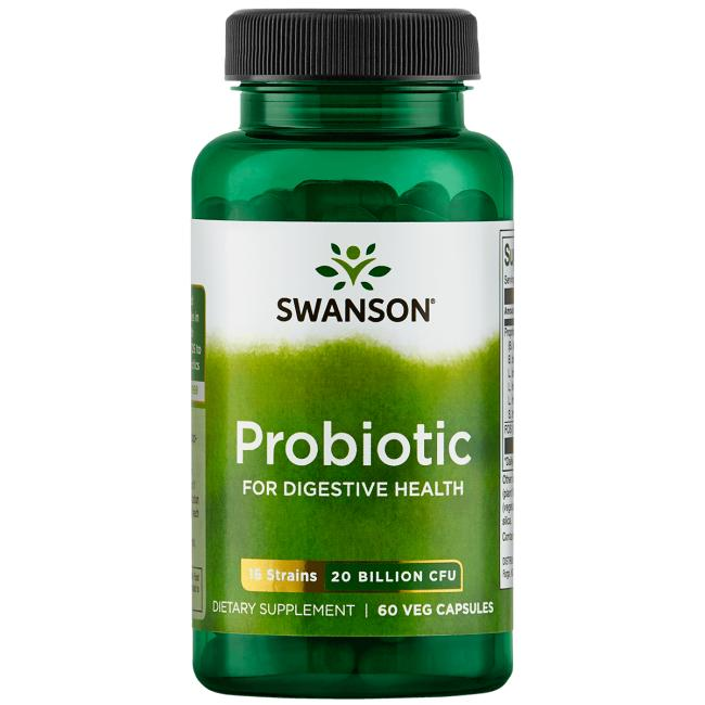 Swanson Probiotics Probiotic for Digestive Health