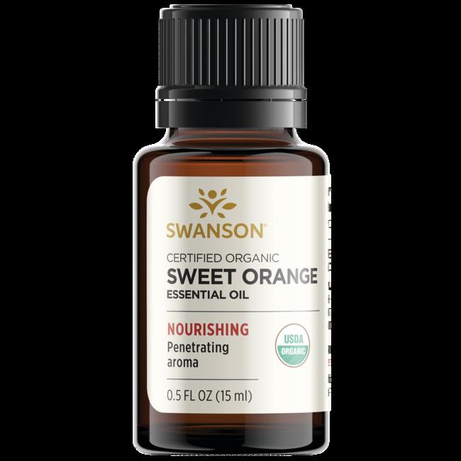Aromaterapia Y Aceites Esenciales Tu Salud en Veo y Compro de Swanson aromaterapia certificado orgánico dulce naranja aceite esencial 0.5 fl oz (15 ml) Productos líquidos para  + Cítricos en Veo y Compro