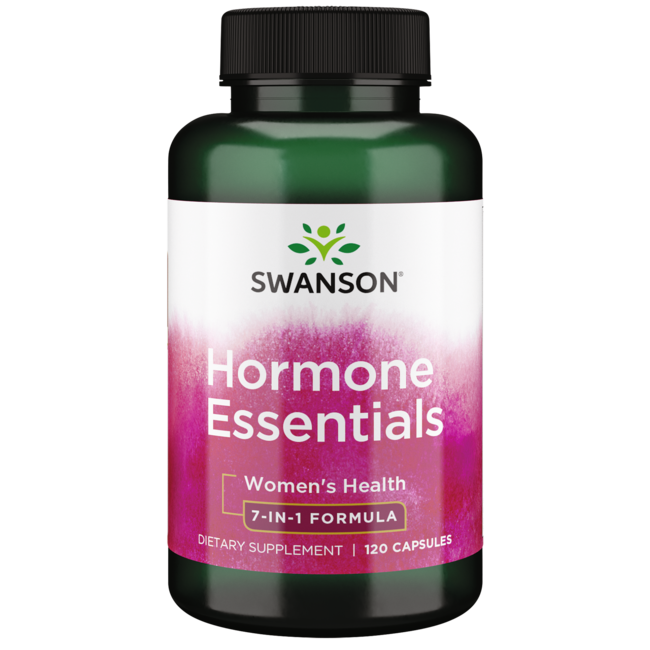 Swanson Condition Specific Formulas Hormone Essentials