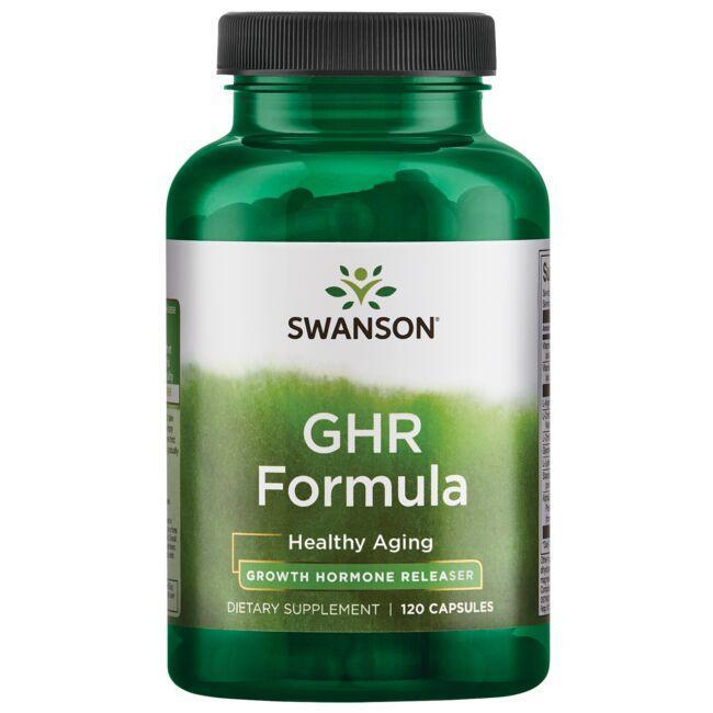 Swanson Condition Specific FormulasGHR Formula - Growth Hormone Releaser