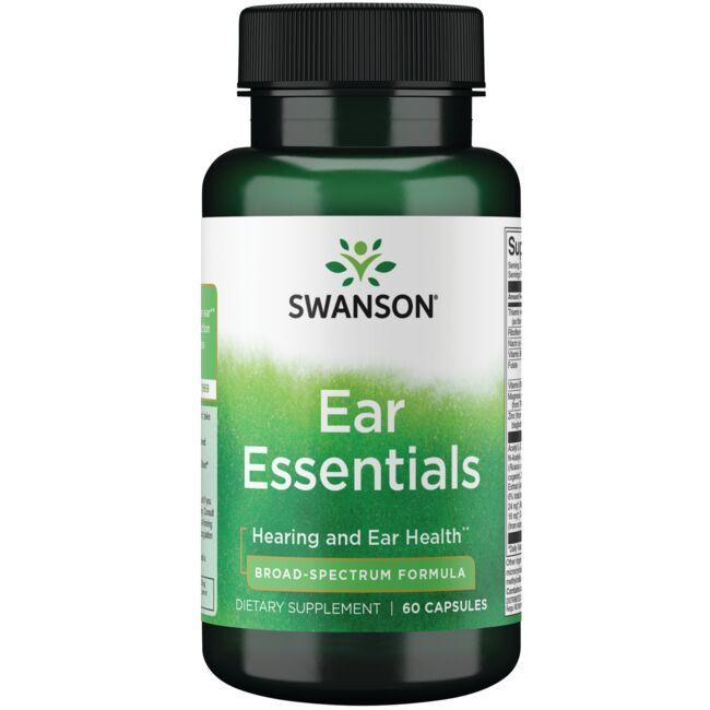 Swanson Condition Specific FormulasEar Essentials