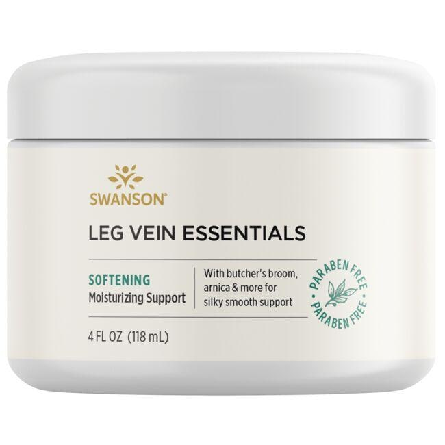 Swanson Condition Specific Formulas Leg Vein Essentials Cream