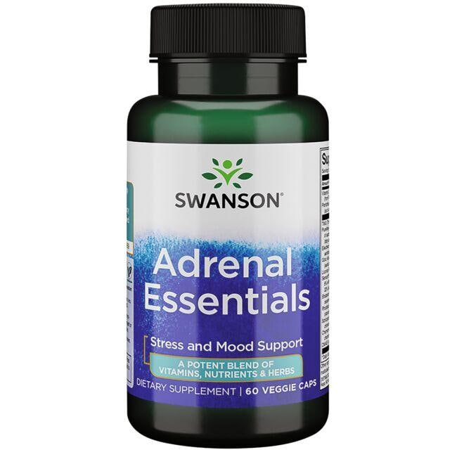 Swanson Condition Specific FormulasAdrenal Essentials