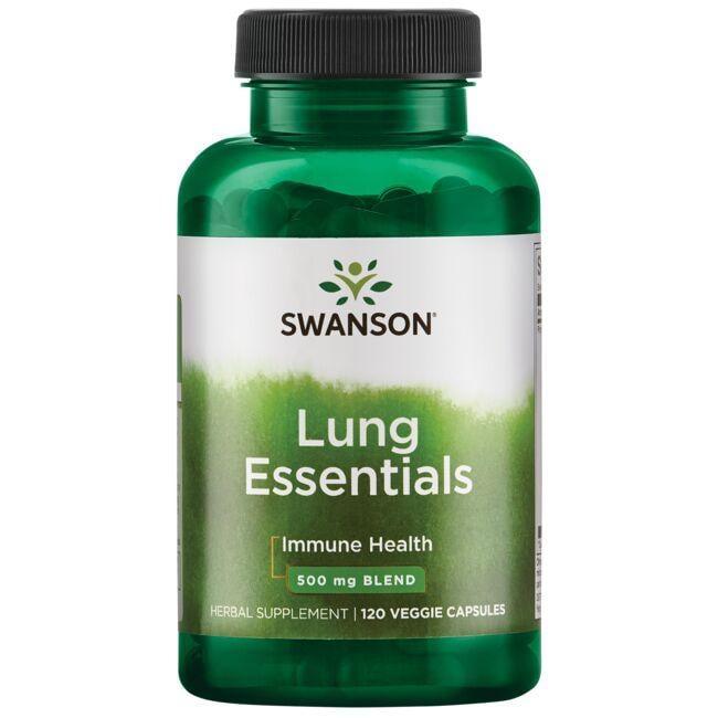 Swanson Condition Specific FormulasLung Essentials