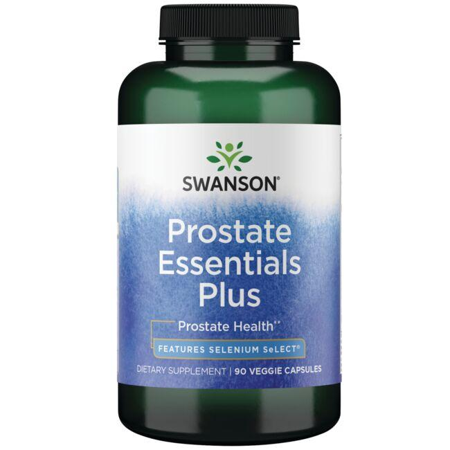 Swanson Condition Specific Formulas Prostate Essentials Plus - Features Selenium SeLECT
