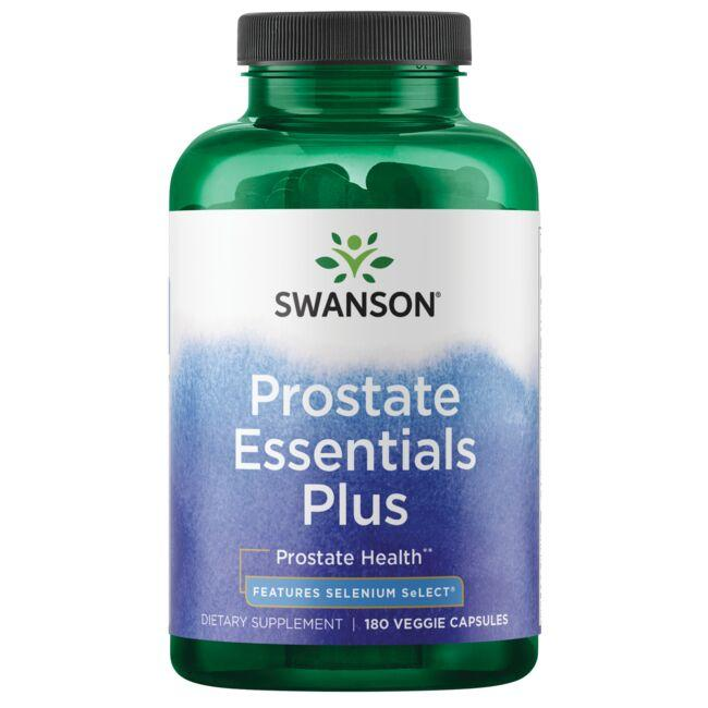 Swanson Condition Specific FormulasProstate Essentials Plus - Features Selenium SeLECT