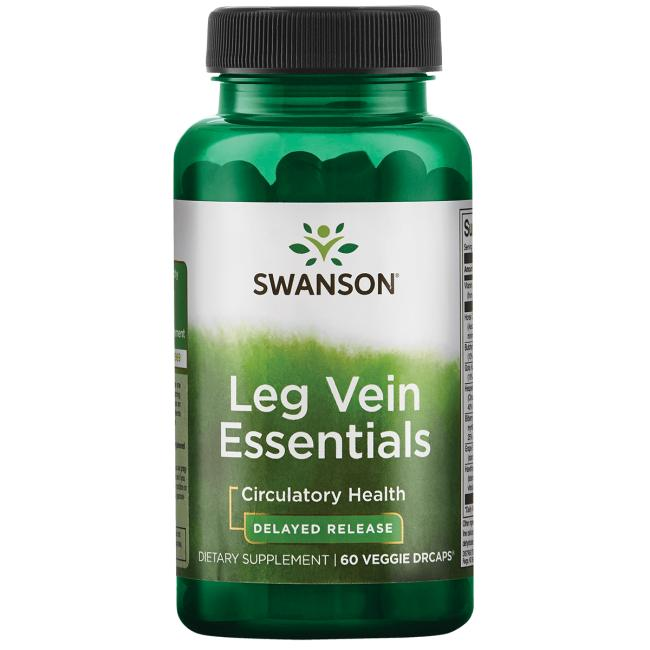 Swanson Condition Specific FormulasDelayed-Release Leg Vein Essentials