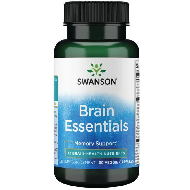 Swanson Condition Specific FormulasBrain Essentials
