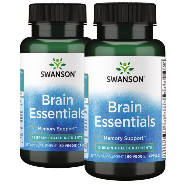 Swanson Condition Specific Formulas Brain Essentials