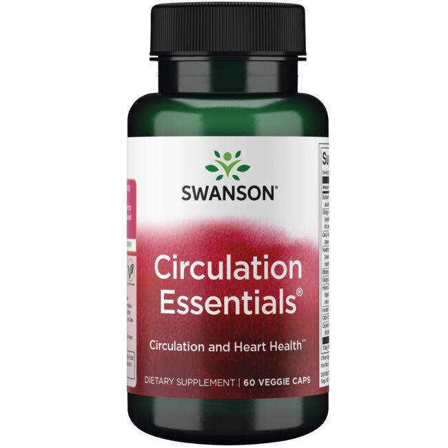 Swanson Condition Specific FormulasCirculation Essentials