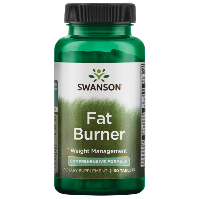 Swanson Best Weight-Control FormulasFat Burner