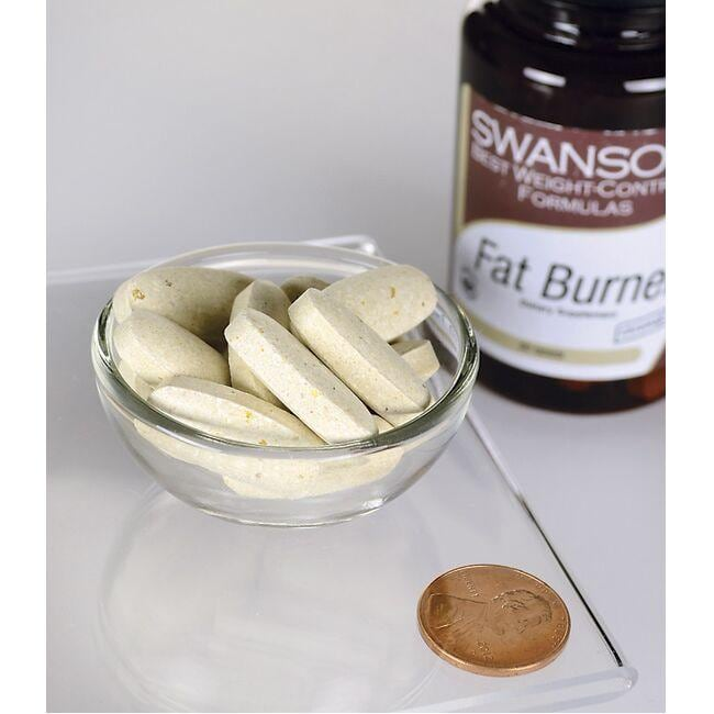 Swanson Best Weight-Control Formulas Fat Burner Close Up