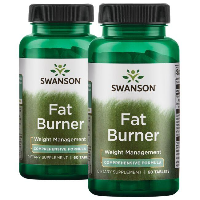 Swanson Best Weight-Control FormulasFat Burner - 2 Pack
