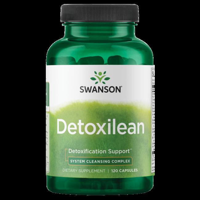 Swanson Best Weight-Control Formulas Detoxilean