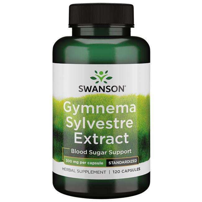 Swanson Best Weight-Control Formulas Gymnema Sylvestre Extract - Standardized