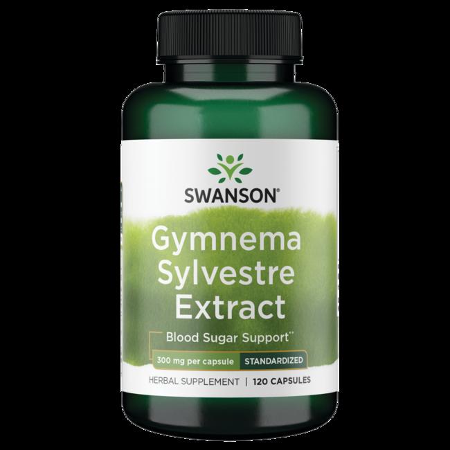 Swanson Best Weight-Control Formulas Gymnema Sylvestre