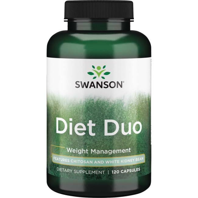 Swanson Best Weight-Control Formulas Diet Duo