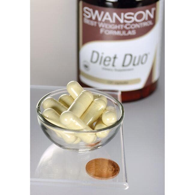 Swanson Best Weight-Control Formulas Diet Duo Close Up