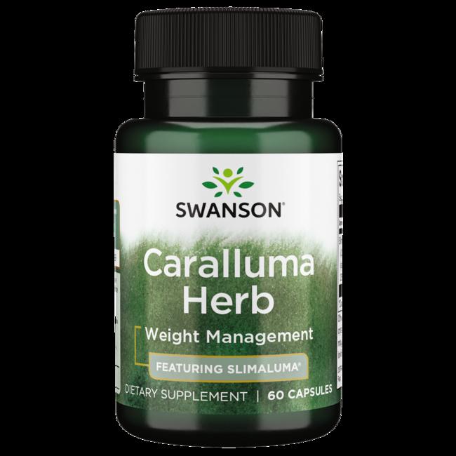 Swanson Best Weight-Control Formulas Caralluma Herb