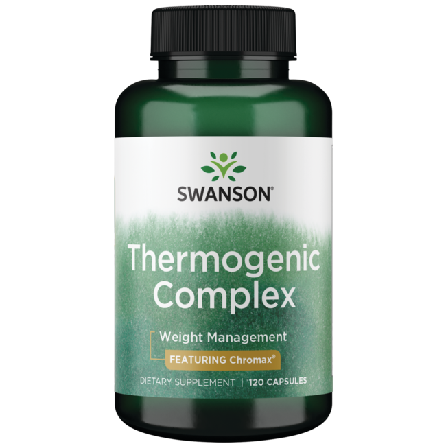 Swanson Best Weight-Control FormulasNatural Caffeine & EGCG Thermogenic Complex