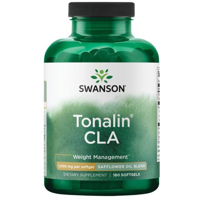 Swanson Best Weight-Control Formulas Tonalin CLA