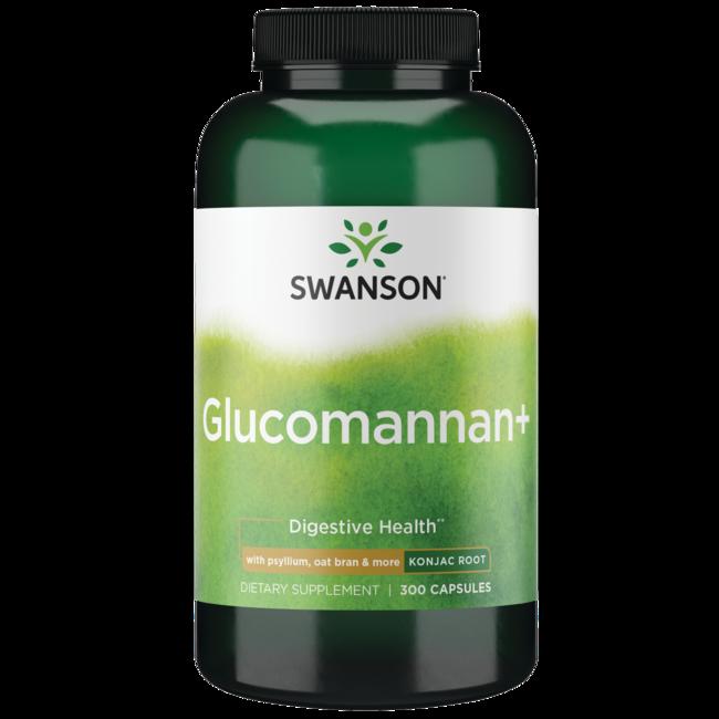 Swanson Best Weight-Control FormulasGlucomannan+
