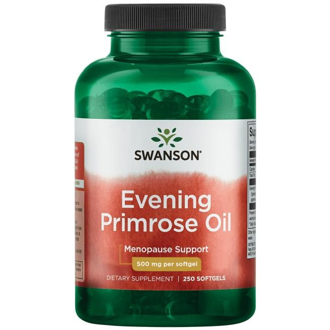 Swanson EFAs Evening Primrose Oil