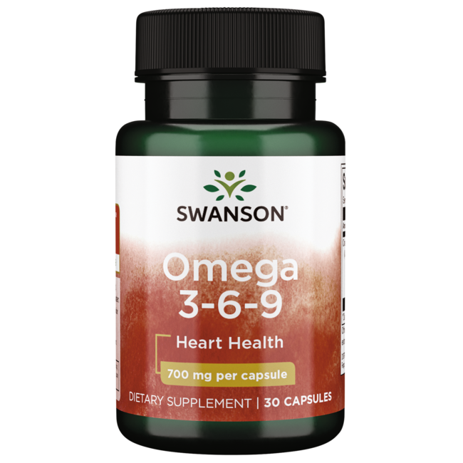 Swanson EFAs100% Pure Omega-3,-6 & -9