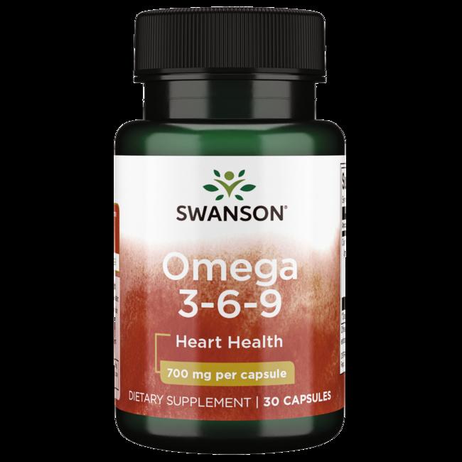 Swanson EFAs 100% Pure Omega-3,-6 & -9