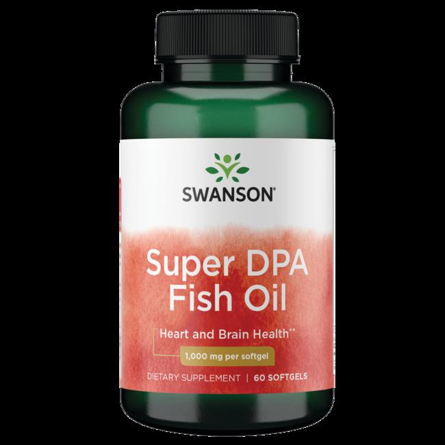 Swanson EFAsOmegaActiv Super DPA Fish Oil