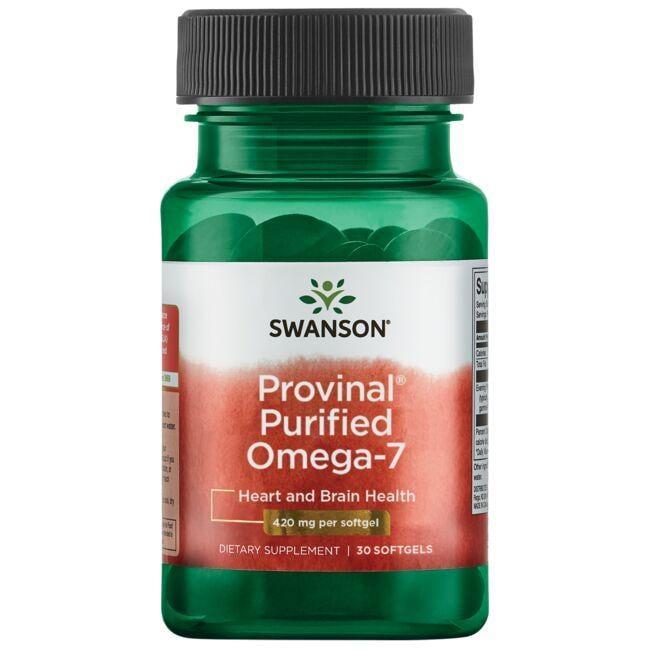 Swanson EFAsProvinal Purified Omega-7