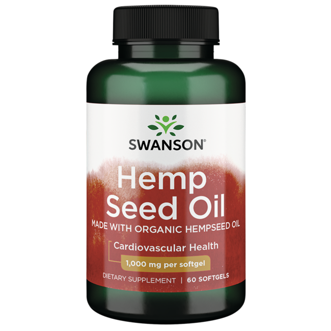 Hemp Seed Oil (OmegaTru)