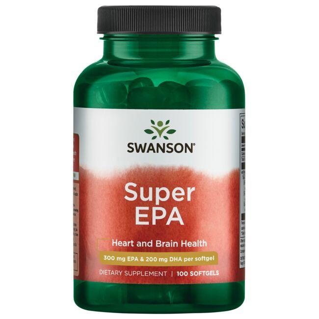 Swanson EFAsSuper EPA