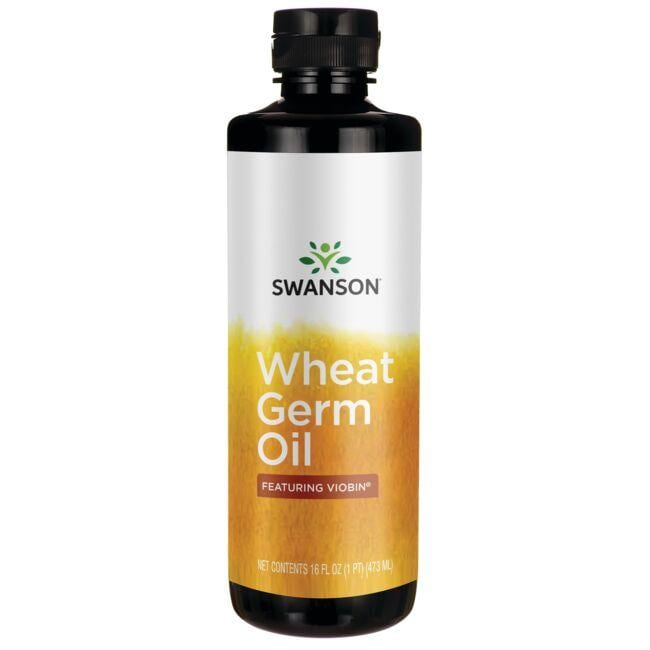 Swanson EFAs Wheat Germ Oil - Featuring VIOBIN