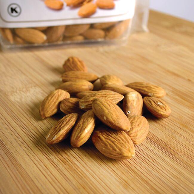 Swanson OrganicCertified Organic Almonds Close Up