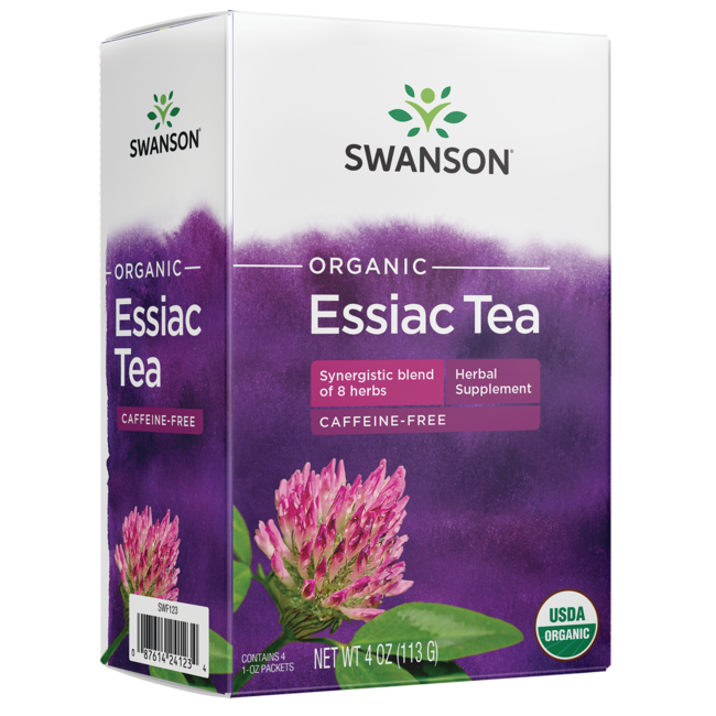 Swanson Organic Organic Essiac Tea